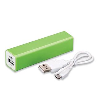 POWER BANK ZELEN