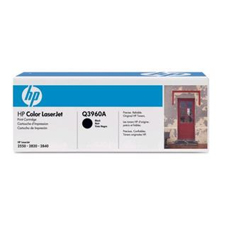 TONER HP Q3960A BLACK L.J.2500,2820,2840