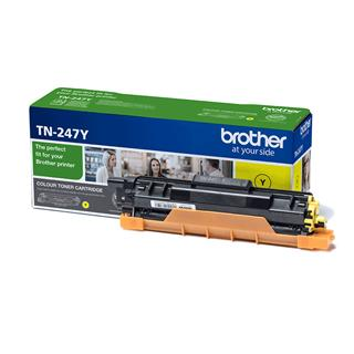TONER BROTHER TN-247 YELLOW