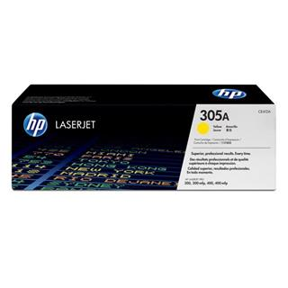 TONER HP CE412A ŠT. 305A YELLOW