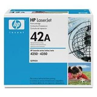 TONER HP Q5942A BLACK L.J.4250/4350/4240