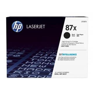 TONER HP CF287X BLACK